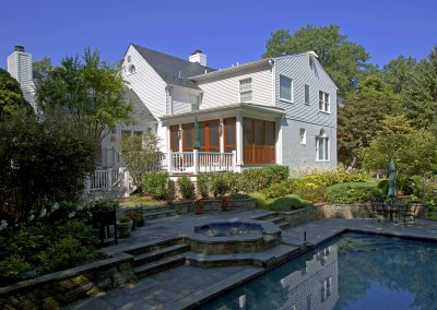 Chevy Chase Porch Addition