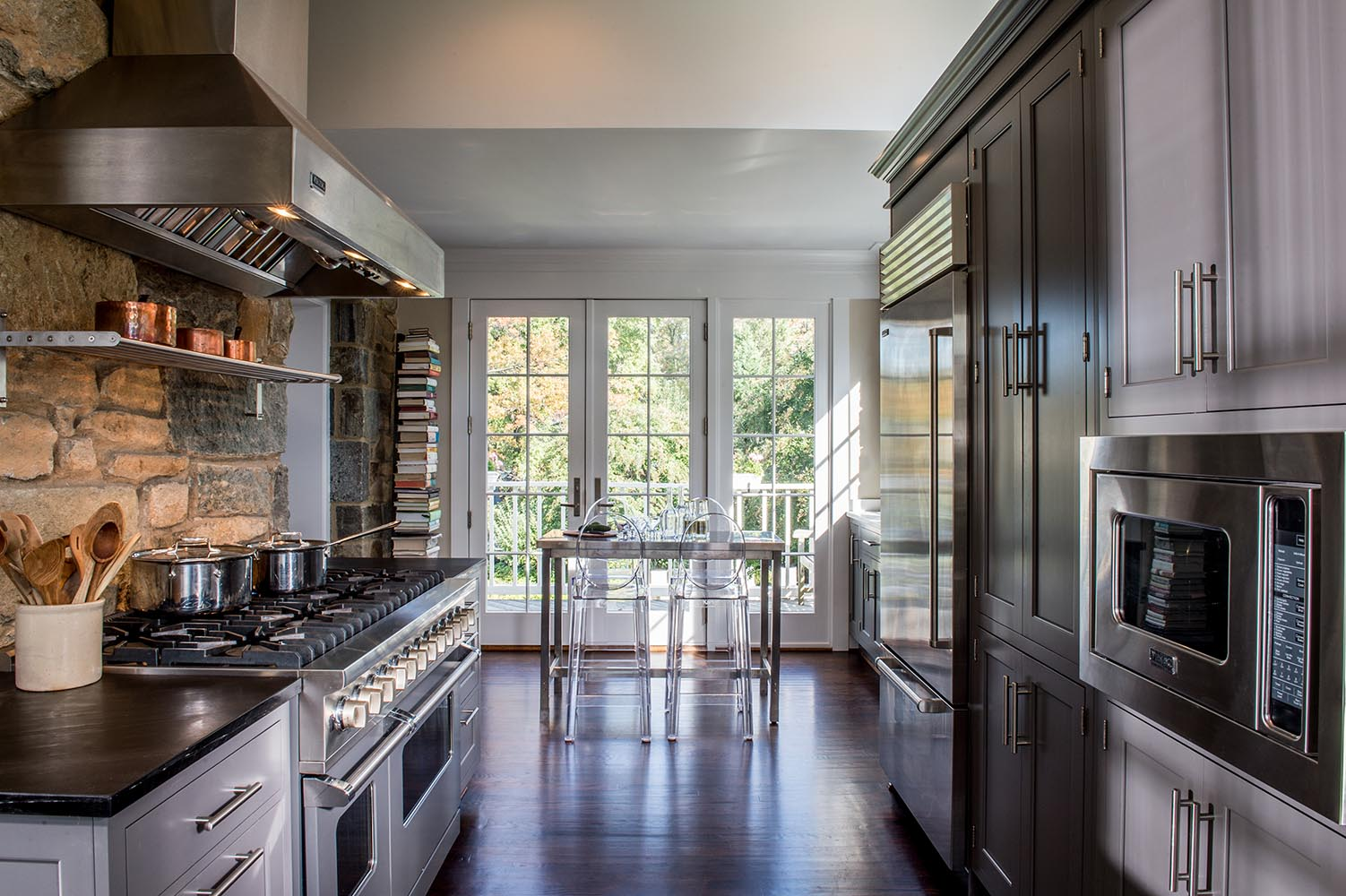 Chevy Chase Kitchen Remodel Pagenstecher Group