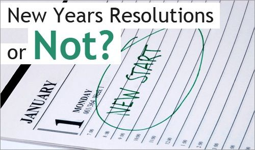 new year resolution january 1
